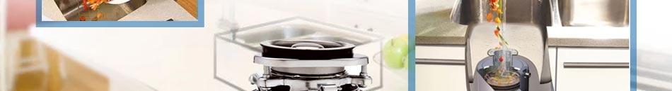 厨房宝垃圾处理器加盟瞬间处理残羹剩饭厨房更健康