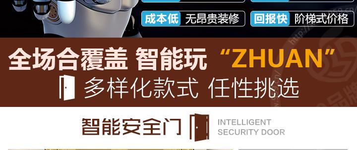 智慧家智能安全门
