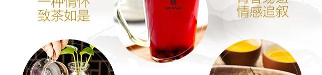 致茶网红花果茶