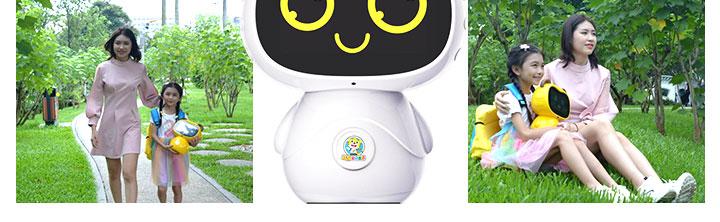 巧虎智能機器人